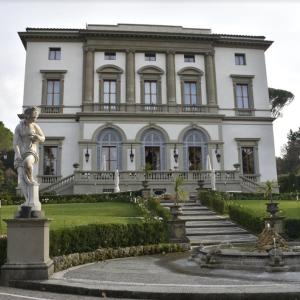 フィレンツェに行ったら是非宿泊してみて欲しいホテル「Villa Cora(ヴィラコーラ)」