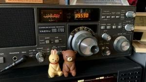 LOG: HSK9 Radio Thailand World Service in Thai - 15590kHz 0100UTC