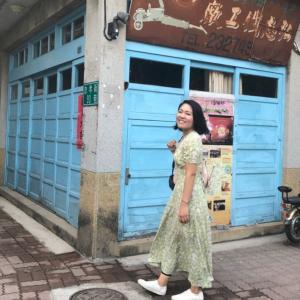 【台南一日遊】台南で泊まった便利で可愛いホテル&ぶらり街歩き&市場で朝ごはん!