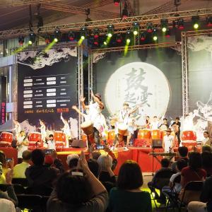 情熱的な太鼓の響きを思う存分楽しむイベント! 新光三越台北信義新天地「鼓舞節」