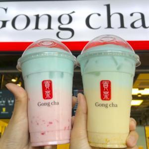 淡水店限定のドリンクも見逃せない!「貢茶GONG CHA」淡水駅店11/28オープン!