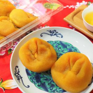 新竹名物の柿餅(干し柿)で台湾風のアフタヌーンティータイム!