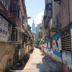 今日の街角台湾