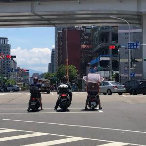 台湾の夏を感じる一コマ 進化バージョンも