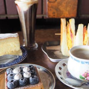 ずっと行ってみたかったレトロな喫茶店「老樹珈琲 Old Tree Special」@忠孝新生