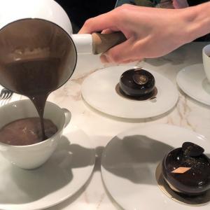 仲良しさんと忘年会② 高級チョコ満喫!「Yu Chocolatier 畬室法式巧克力甜點創作」