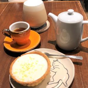 私も【傷心咖啡店之歌】「聞山咖啡 永春有貓店」コーヒーは涙の味 @永春