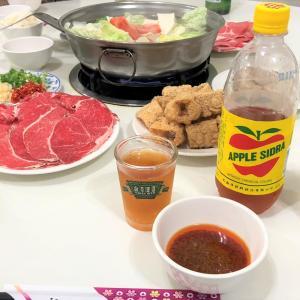 地元っ子たちが愛する沙茶ソース鍋「小樂沙茶火鍋」@西門