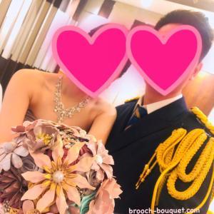 息子の友人の結婚式