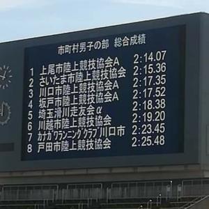 第87回埼玉県駅伝 結果速報