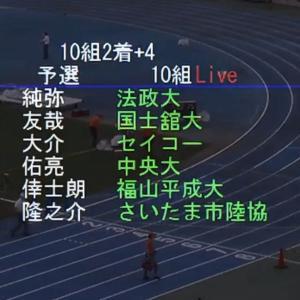 東京選手権に岡田が出場しました