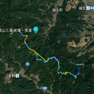 走り込みの〆は奥武蔵グリーンライン