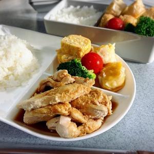 オリンピック開会式の日のお弁当。