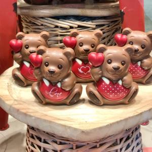 BUON SAN VALENTINO 愛するヴァレンタインをお祝いしよう!