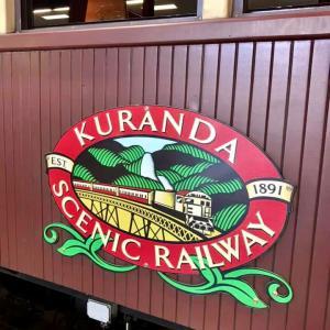 KURANDA SCENIC RAILWAY イタリア人の功績 キュランダ高原鉄道とコアラベア