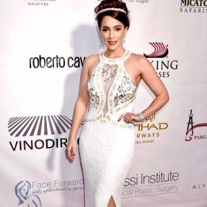 VITOLO JEWELRY イタリア人ハリウッド女優 クリスティーナ・デローザのお気に入り宝石