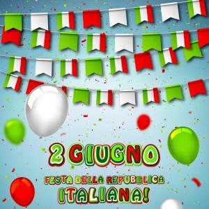 FESTA DELLA REPUBBLICA ITALIANA 6月2日はイタリア共和国記念日