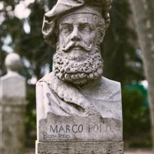 MARCO POLO 東方見聞録 えっ?!100万個のアジアを見たマルコ・ポーロはクロアチア人?