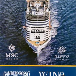 MSC MERAVIGLIA MSCメラビリア号 ヨットクラブのワイン特権とコタレッラのワイン