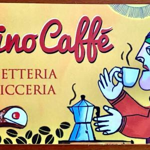 NINO CAFFE LA BORSA TOTO キャア〜可愛すぎる!ニーノ発案 ミニエコバッグ
