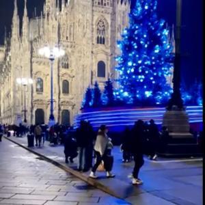 BUON NATALE コロナ禍でもミラノのクリスマスはこ〜んなに素敵!皆さまメリークリスマス!