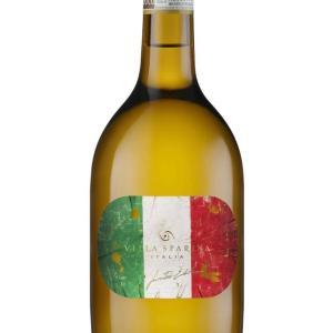 GAVI イタリア国旗が眩しい ミラネ〜ゼア〜ティストのデザイン 数量限定年越しガヴィ白ワイン