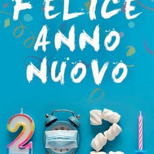 FELICE ANNO NUOVO 2021 謹賀新年 穏やかで幸せな年になりますように!
