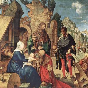 EPIFANIA エピファニア 公現祭 ミラノのクリスマスは1月6日で終わったよ