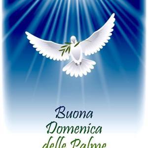 DOMENICA DELLE PALME パームサンデー イエス・キリスト エルサレム入城の日