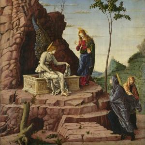 BUONA PASQUETTA パスクエッタ 復活祭翌日は天使の月曜日 イースターマンデー