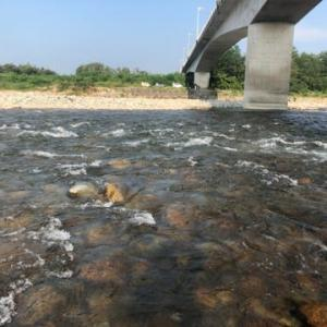 神通川と高原川