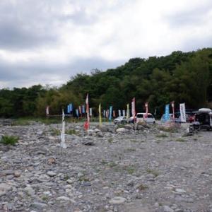 鮎釣り開幕