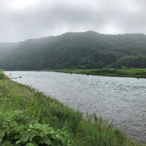 那珂川で『これぞ、鮎釣り』を体感。