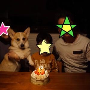 誕生日です