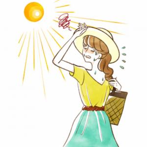 今ストレスを抱えてるあなたは、倒れる寸前?!殺人的暑さで体は悲鳴をあげてます!