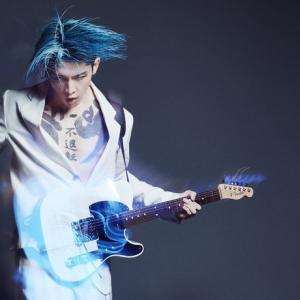 私の心に電流が!!ギターリストのMIYAVIさんの言葉に揺さぶられました^^