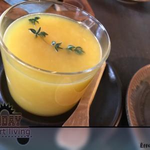 色・栄養・香りで元気をくれるオレンジは、最高のハッピーフルーツ♪
