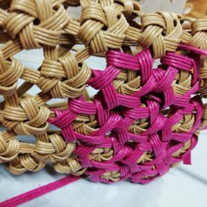 バラ編み  四苦八苦