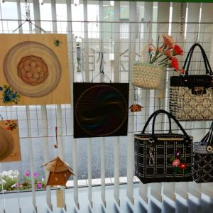 東濃信用金庫 古井支店さんに 展示しています