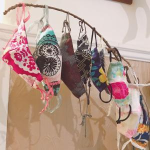 湿気のある夏、浴衣でお出かけ第二弾:コロナウィルス・ロックダウン生活 in Montreal