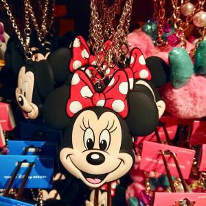 ミッキー・ミニーたちのお顔が可愛い♡東京ディズニーリゾート ポーチ型バッグチャーム新発売!