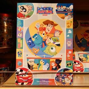 面白い仕掛け付きのパッケージも!ピクサー・プレイタイムのカラフルなお菓子!