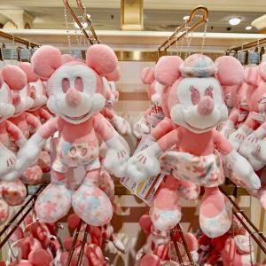 春いっぱいの桜のデザイン♡ミニーの『Sakura Sway』シリーズ新発売!