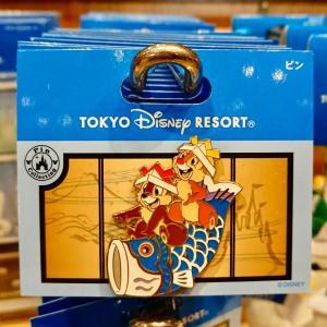 チップ&デールやベイマックスも!東京ディズニーリゾート 端午の節句グッズ新発売!