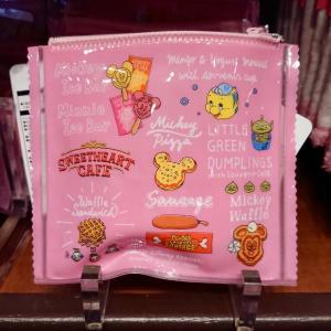 ピンクが可愛い♡パークフード柄の生活アイテムが新登場!