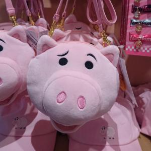 ピンクが可愛い♡トイストーリー ハムのファッションアイテム新登場!
