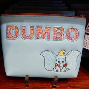 キラキラのラメが可愛い!東京ディズニーリゾート ダンボ・101匹わんちゃん・ミッキーの新作ポーチ