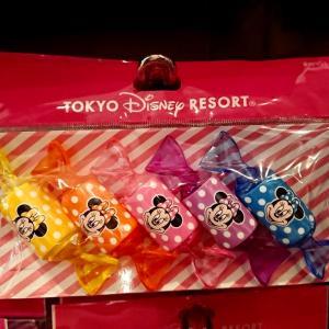 可愛いキャンディ型♡ミニーの蛍光ペンセット新発売!