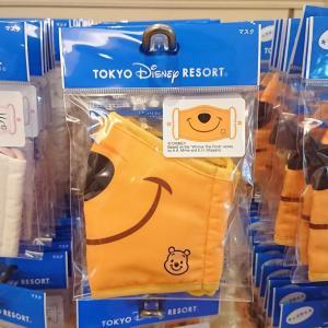 東京ディズニーリゾート なりきりマスクにプーさん&マリーが仲間入り!