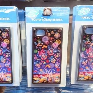 幻想的な夜空&花火!東京ディズニーリゾート スマートフォン(iPhone)ケース新発売☆